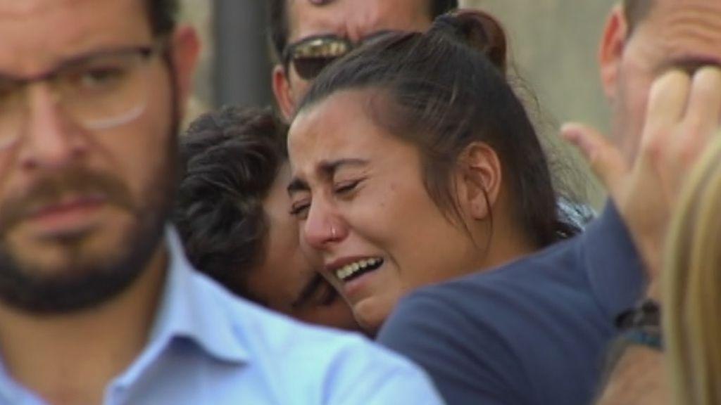 """La hija de María Ángeles, la mujer asesinada en Úbeda, destrozada: """"No han escuchado a mi madre, nadie la ha creído, nadie"""""""