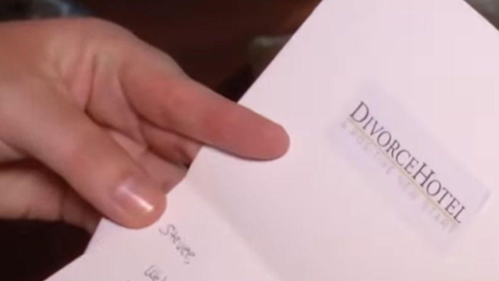 El lujo de divorciarse en un hotel en un fin de semana