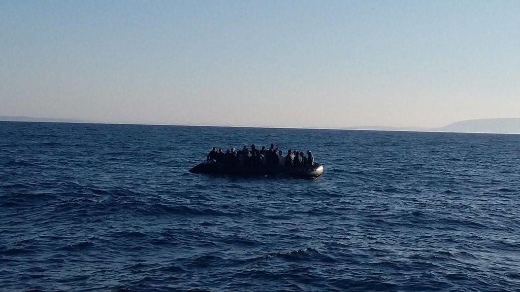 Un niño muere ahogado  tras naufragar un barco con refugiados sirios frente a Líbano