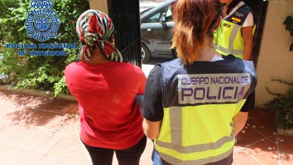 Operación contra la trata en Málaga: diez mujeres prostituidas liberadas y 15 detenidos
