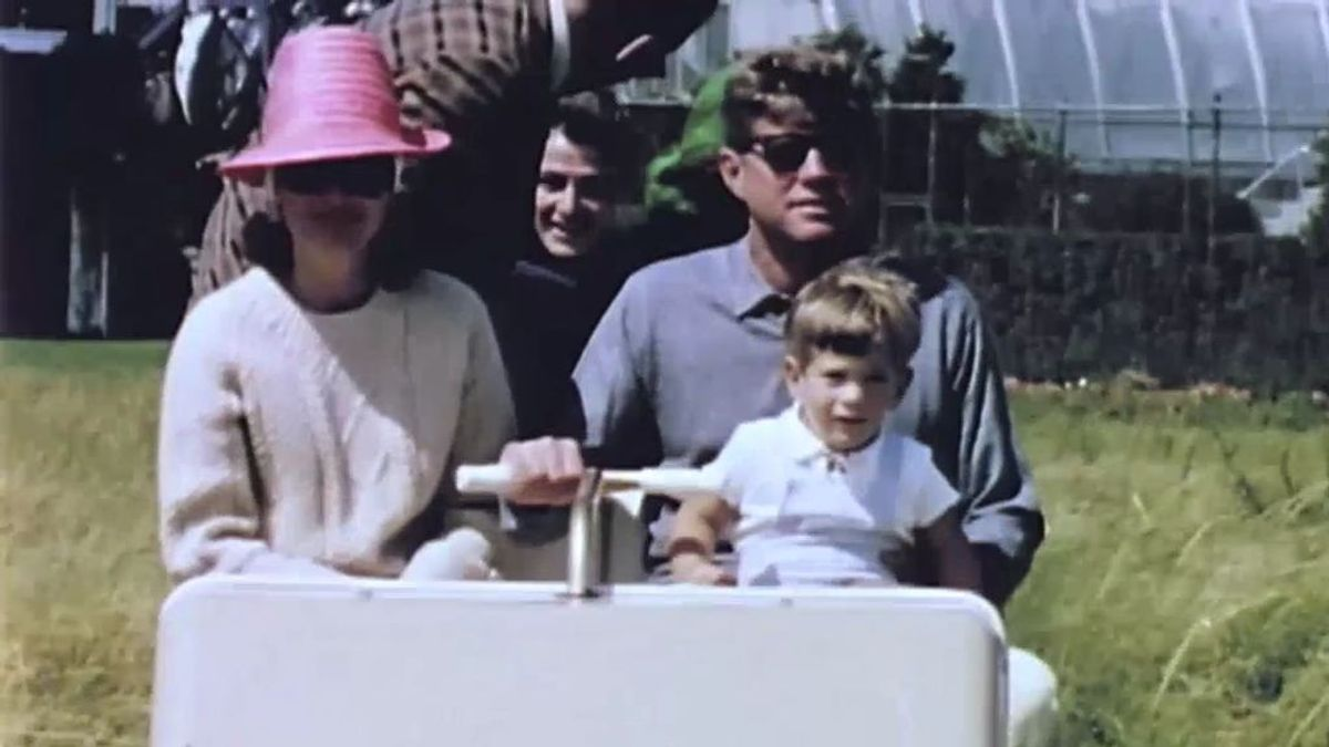 Conspiración JJK: La muerte del hijo de Kennedy, un misterio aún sin resolver