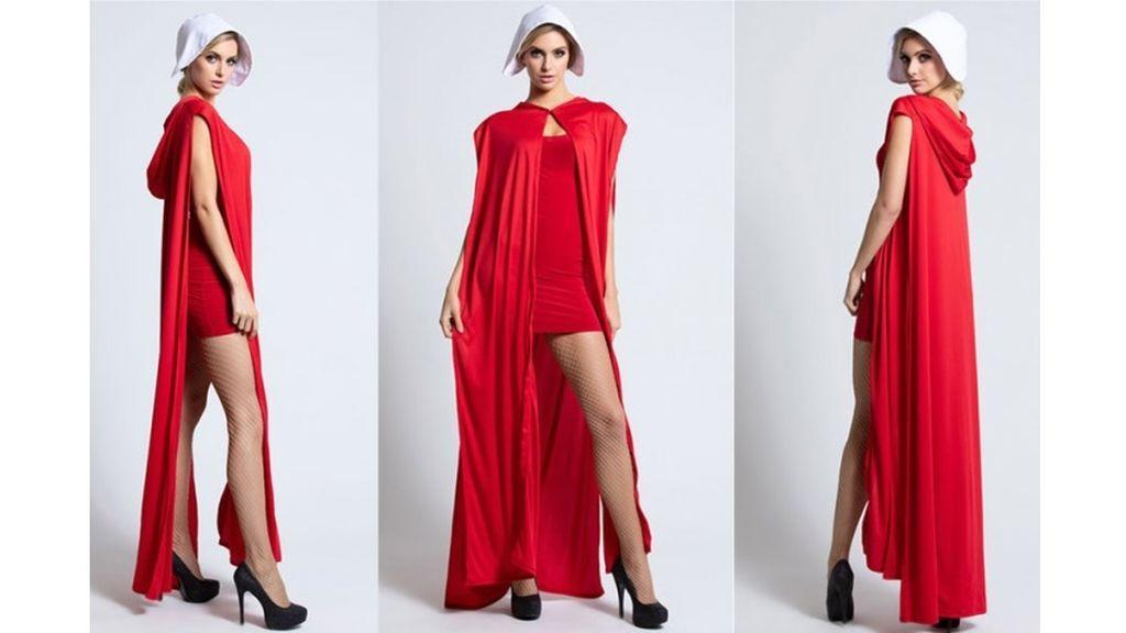 El disfraz de 'Cuento de la criada putilla' ha sido retirado del mercado