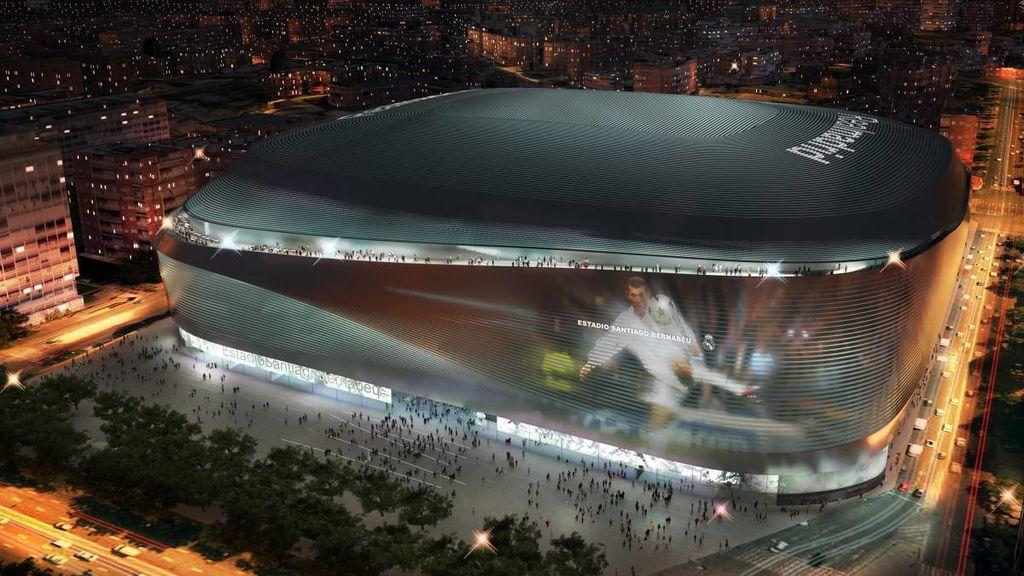 La Asamblea General del Real Madrid da el visto bueno a la reforma del Bernabéu: así será el nuevo y vanguardista estadio madridista