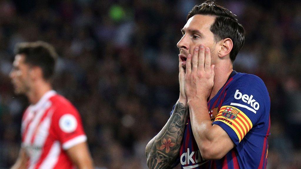 Stuani y el VAR asaltan el Camp Nou (2-2)
