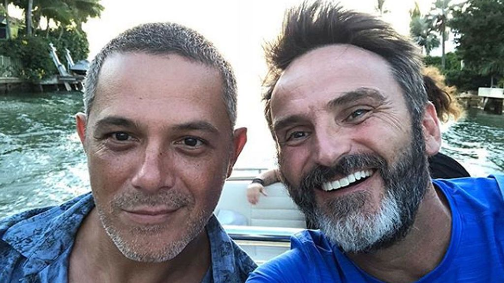Fernando Tejero ya ha escuchado el nuevo disco de Alejandro Sanz