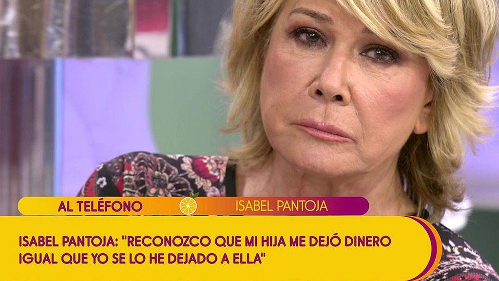 """La diferencia entre Kiko Rivera e Isa Pantoja: """"Mi hijo no ha permitido que hable de mí nadie"""""""