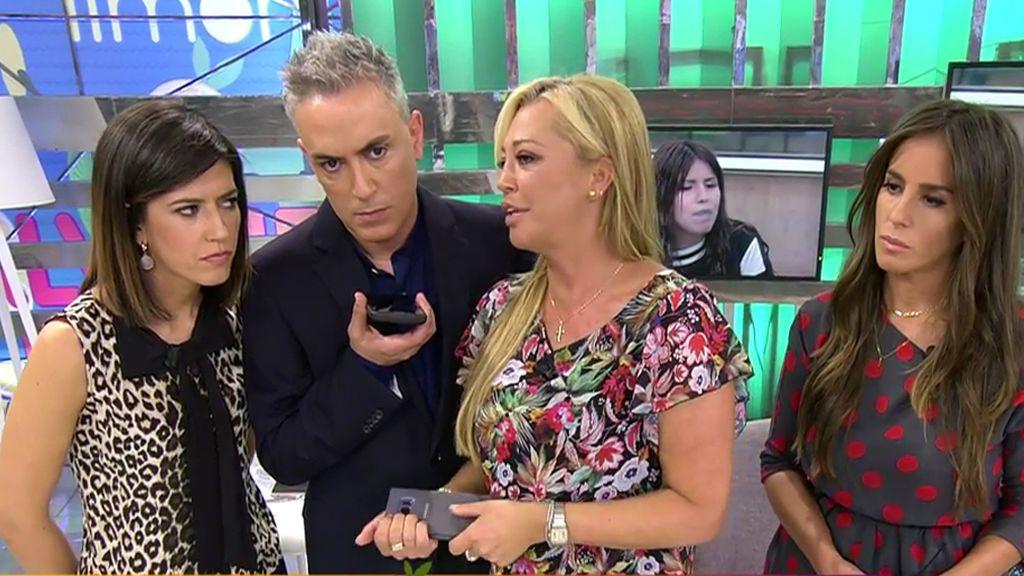"""Isabel Pantoja: """"Cuando mi hija salga de GH VIP estará esperándola el coche de su madre en Telecinco"""""""