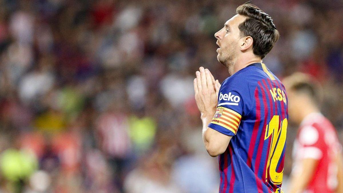 """Messi se une a Cristiano y no acudirá a la gala 'The Best' por """"un problema familiar"""""""