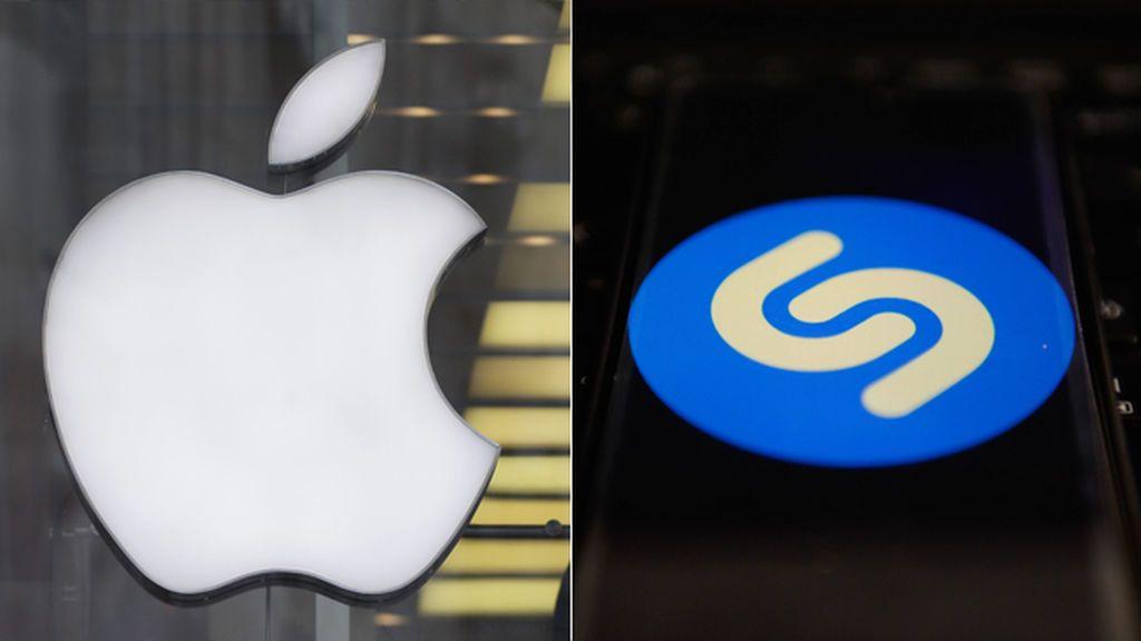 Apple formaliza la compra de Shazam, la popular aplicación para identificar canciones