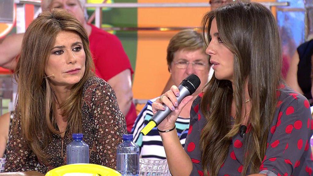 Isabel Pantoja pide perdón a Gema López por un comentario sobre su hija