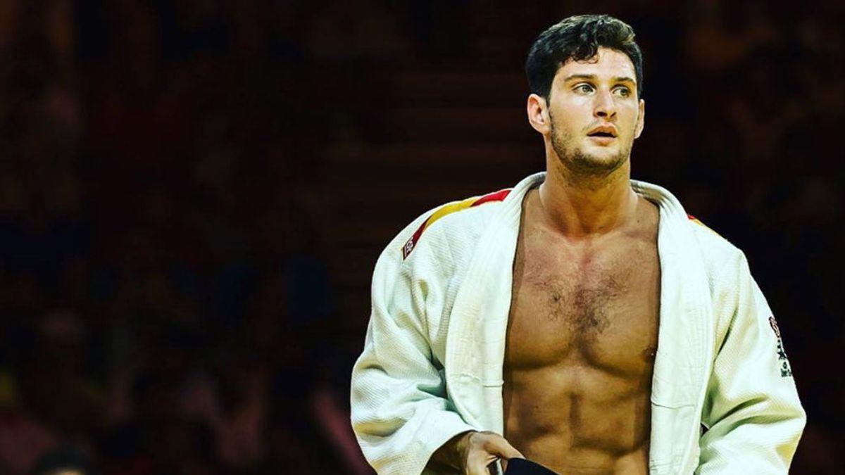 Nikoloz Sherazadishvili, primer judoka español campeón del mundo en categoría masculina