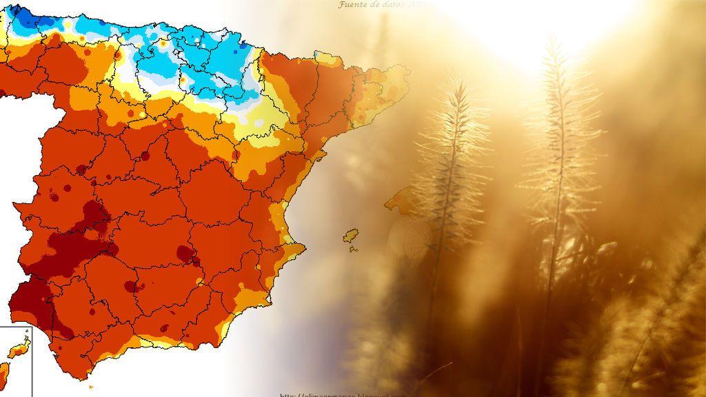 Máximas de casi 40ºC en pleno otoño: las razones que explican que haga tanto calor