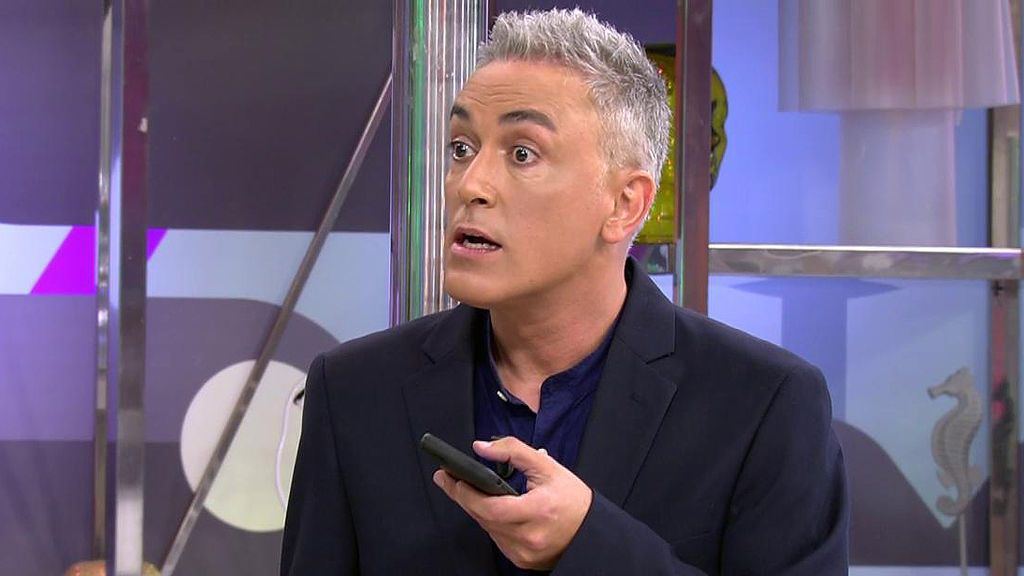 ¡Isabel Pantoja vuelve a entrar por teléfono en 'Sálvame' para hablar con Kiko Hernández!