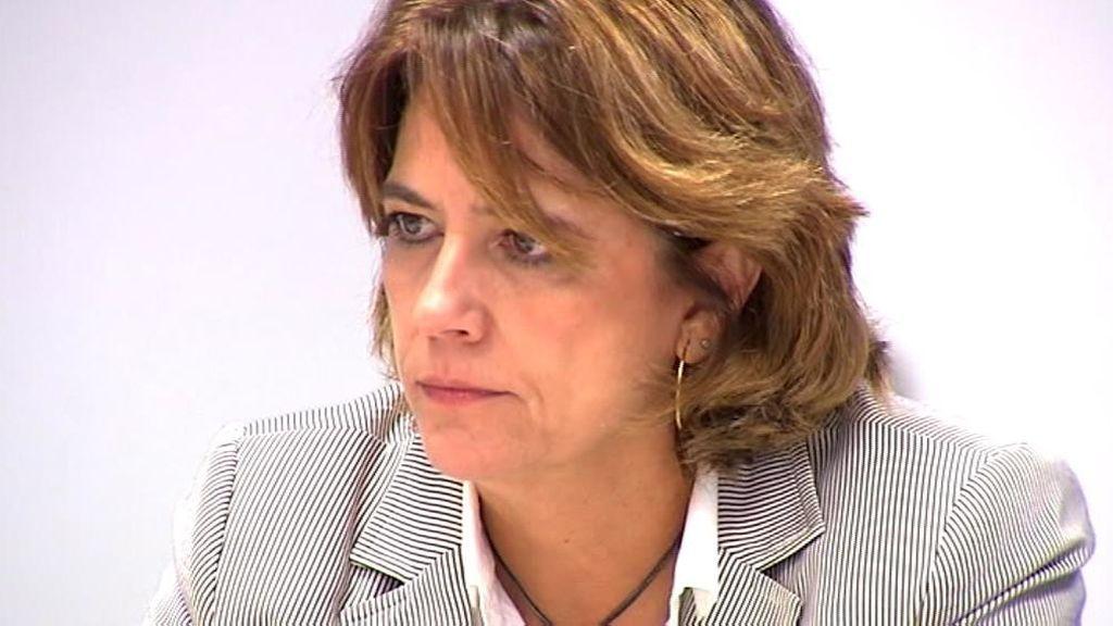 Las grabaciones de un almuerzo, celebrado en 2009, desvelan la estrecha relación entre Villarejo, Garzón y la ministra Delgado