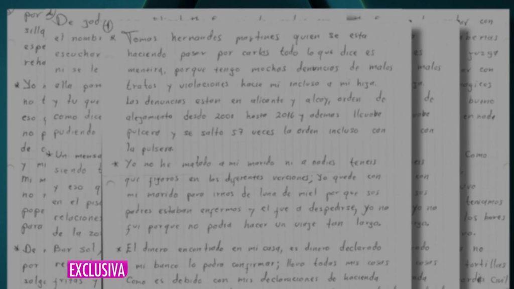 Carta viuda negra