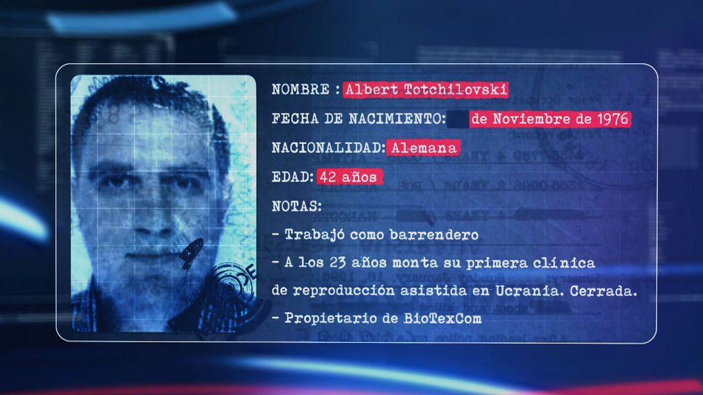 Así es Albert Totchilovski, el hombre que está siendo investigado por vender bebés al extranjero