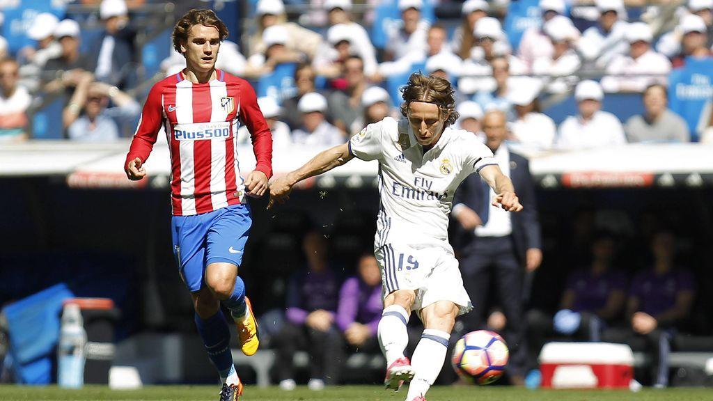La ardiente felicitación de Griezmann a Modric tras ganar 'The Best'