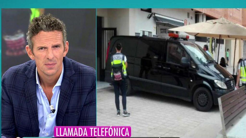 """Susana, vecina del parricida de Castellón: """"Es increíble que haya acabado con sus hijas"""""""