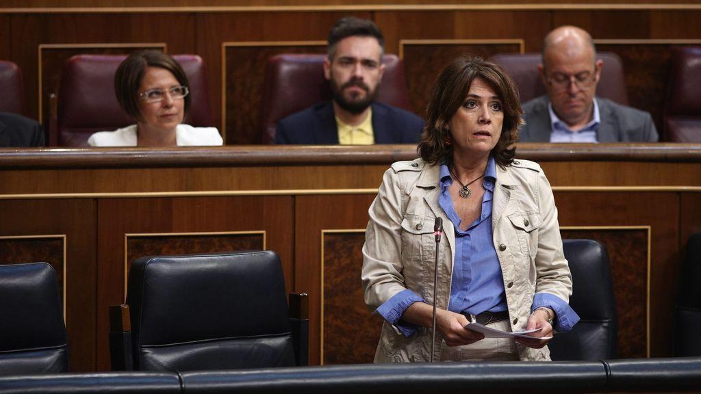 """Justicia asegura que Delgado no hacía referencia a la condición sexual cuando llamó """"maricón"""" a Marlaska"""