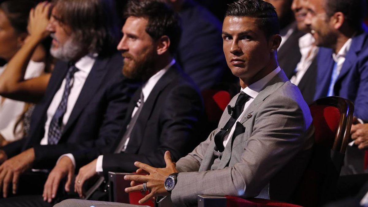 ¿Desprestigian Cristiano y Messi al fútbol con su ausencia en los premios The Best?