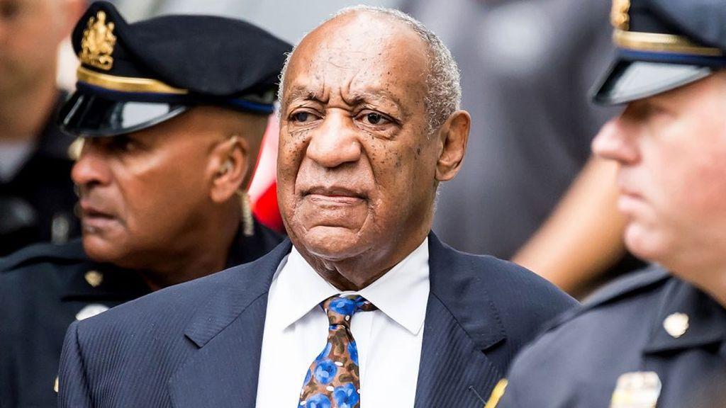 Bill Cosby, a su llegada a los juzgados el lunes 24 de septiembre de 2018.