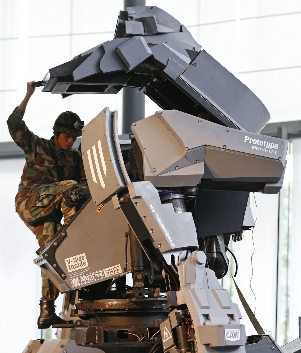 """La ONU alerta del peligro de los """"robots asesinos"""" ante los líderes mundiales"""