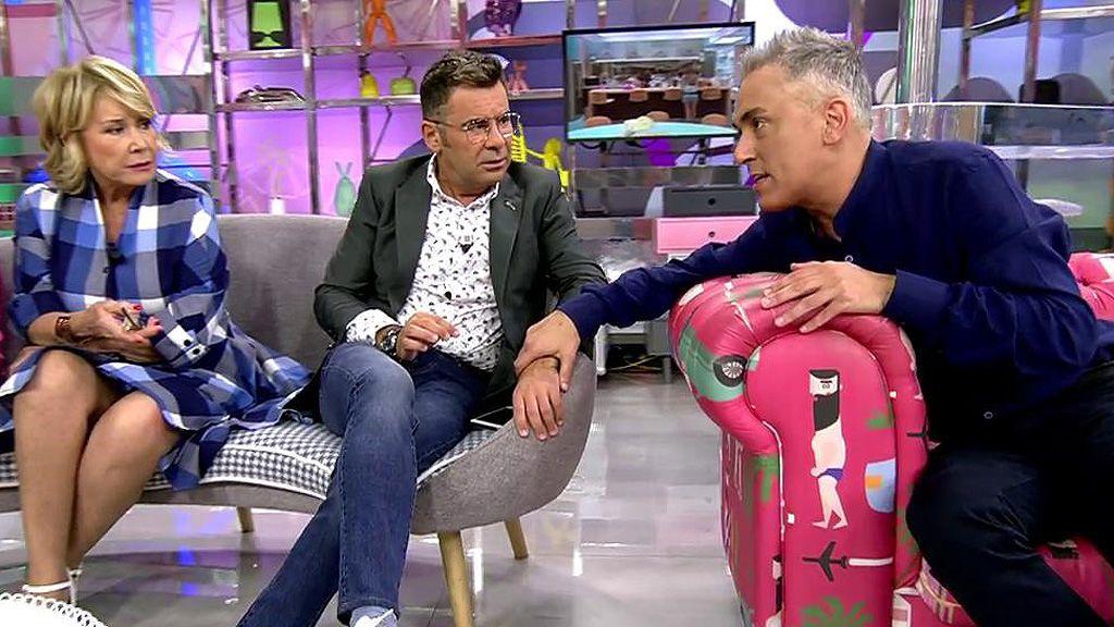 "Kiko Hernández, sobre la última gala de 'GHVIP': ""Omar Montes quería tema que te quema con Sofía Suescun"""