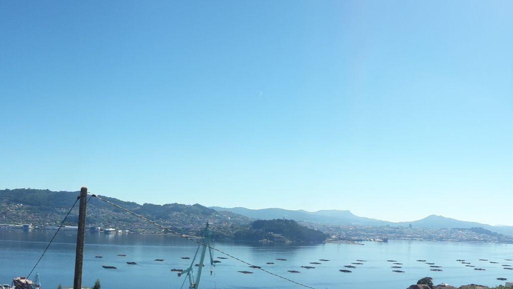 Iria González en Moaña, Pontevedra