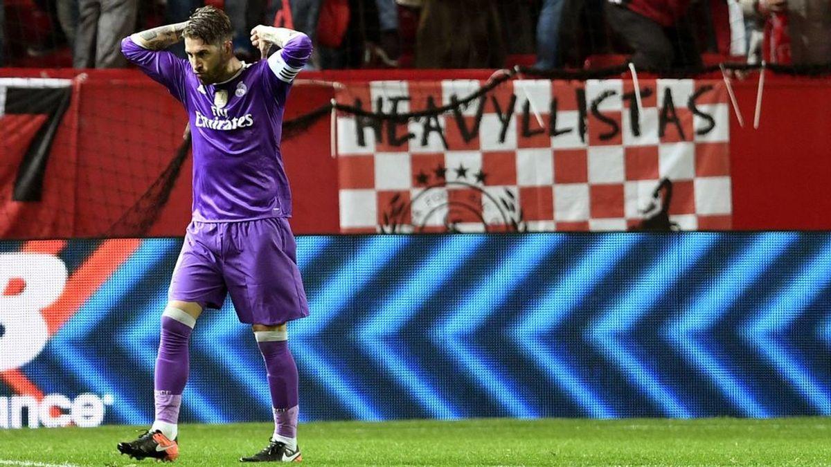 ¿Tiene motivos el sevillismo para pitar a Sergio Ramos?