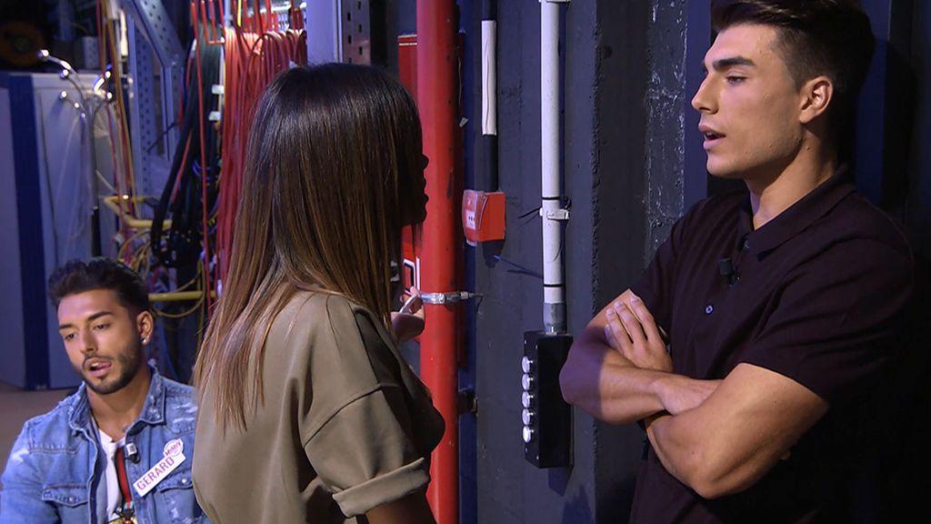 El rebote de Alai con Marina: elige a Santana para que duerma con ella
