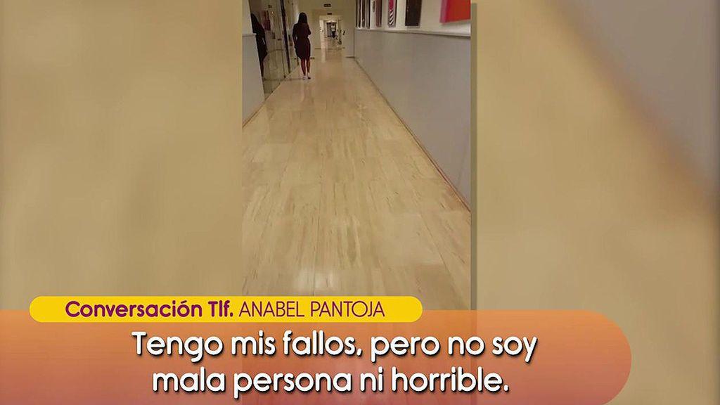El vídeo de la polémica conversación de Anabel con su tía, Isabel Pantoja