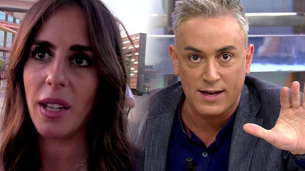 "Kiko Hernández, a Anabel Pantoja: ""No te voy a consentir que digas que miento"""