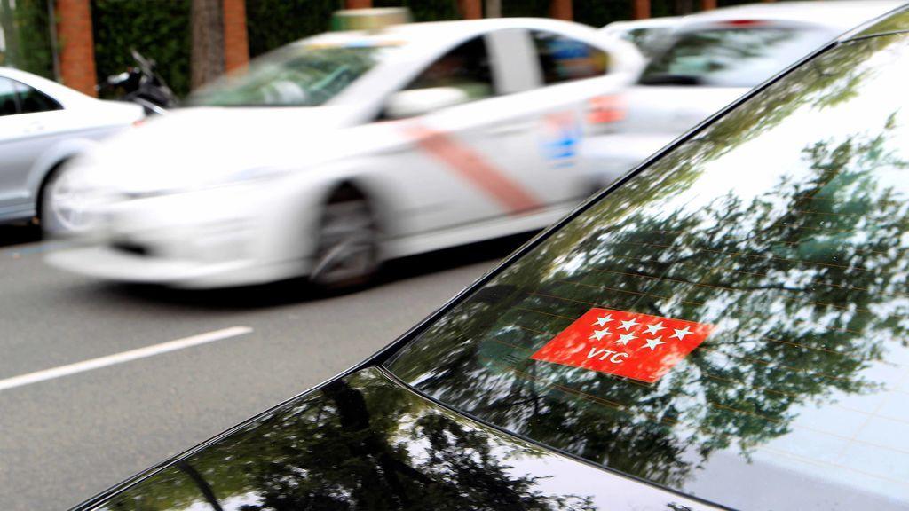 Uber y Cabify quieren paralizar el centro de Madrid