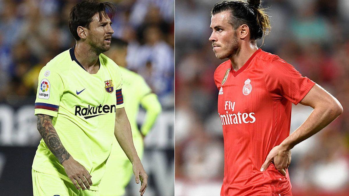 ¿Qué fue peor la derrota del Barcelona o la del Real Madrid?