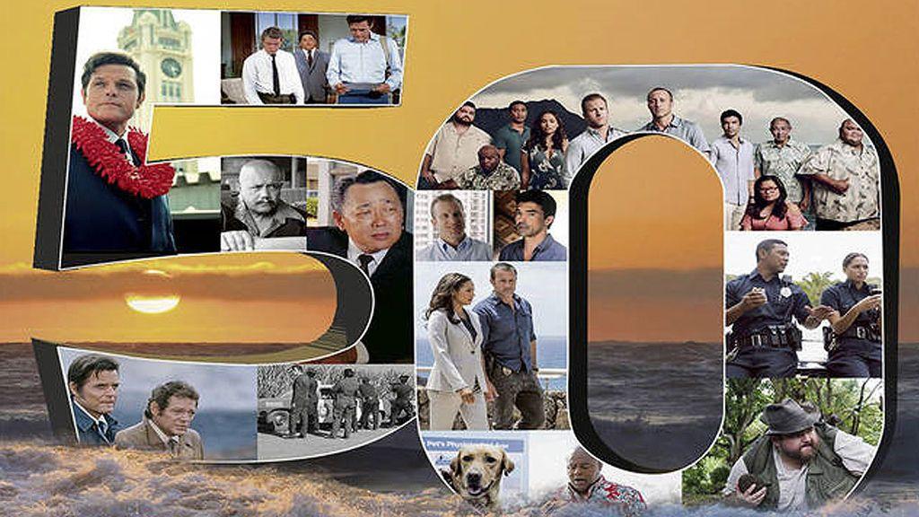 'Hawaii 5.0' celebra el 50 aniversario de la serie original con un capítulo de cine