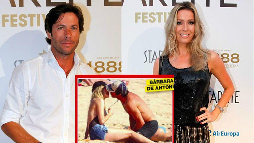 Así es Barbara Kimpel la cuñada de Antonio Banderas que sale con Canales Rivera