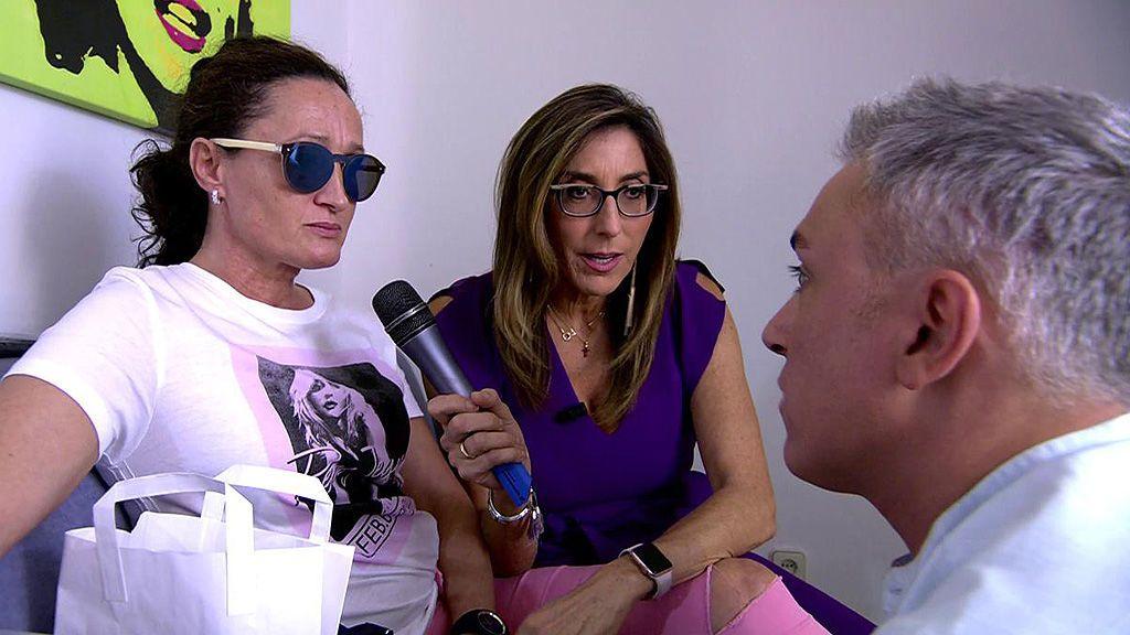 Dulce asegura que las llamadas de Isabel Pantoja ha estropeado el concurso de su hija en 'GH VIP'