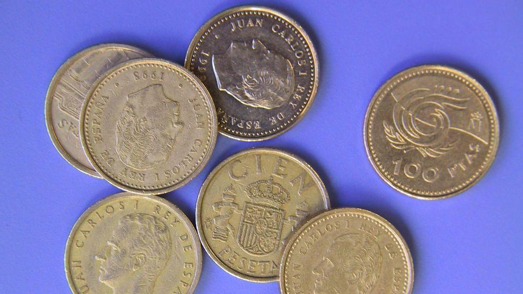 La supervivencia de las pesetas: los españoles aún las conservan por valor de 1.628 millones de euros