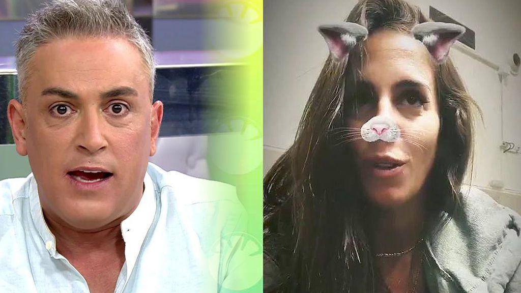 """Kiko Hernández, a Anabel Pantoja: """"Eres una gran mentirosa, no tienes seriedad"""""""