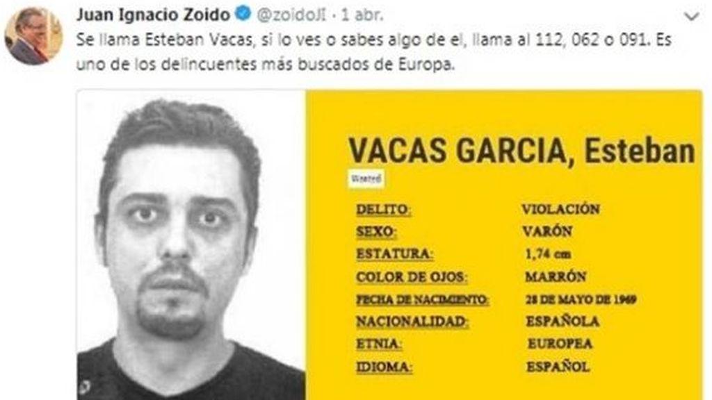 Detenido en Salamanca uno de los fugitivos más buscados de Europa