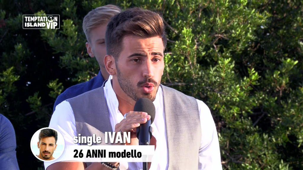 A Iván se le queda pequeña España y busca el amor en Italia