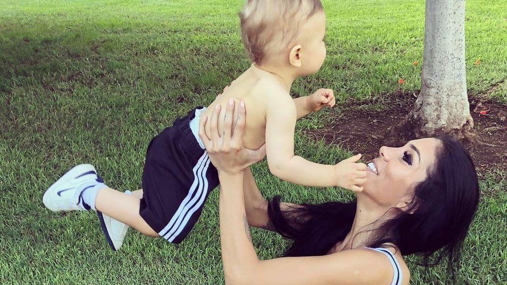 """Silvia Sicilia hace balance de su primer año como madre con una emotiva carta a su hijo: """"Un año, vida mía..."""""""