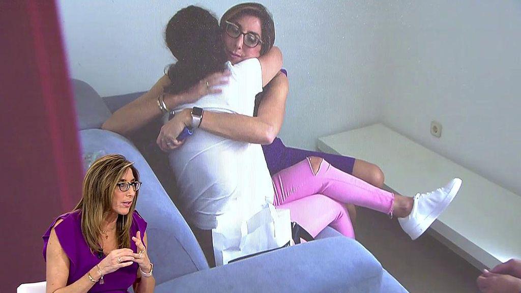 "Paz Padilla: ""Me creo a Dulce, hay una injusticia y me da pena"""
