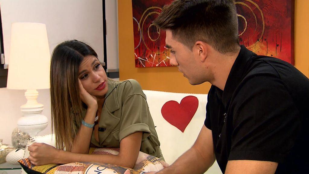 Todo lo que sucedió tras el programa : Marina trata de convencer a Alai