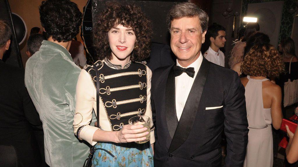 La casa de Alba estuvo muy bien representada por Brianda Fitz-James Stuart y su tío Cayetano