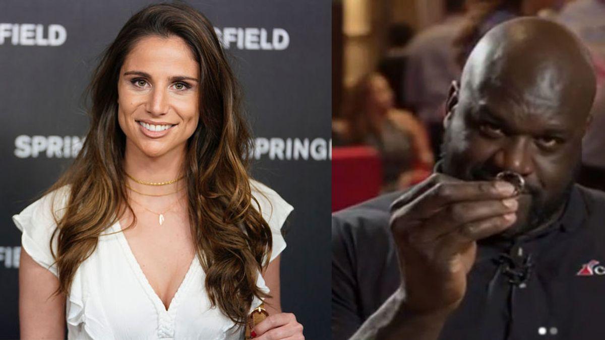 """Shaquille O'Neal y Lucía Villalón, así fue su petición de matrimonio: """"Te amo"""""""
