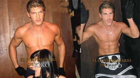 Darek Al Desnudo El Albúm Privado De Su Pasado Como Stripper