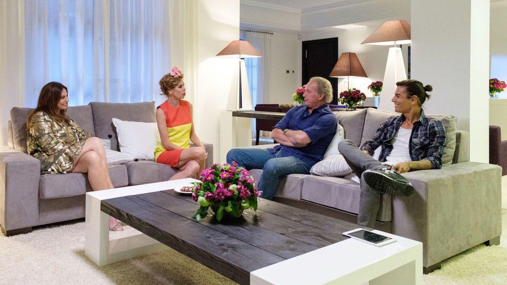 Bertín descubre los secretos mejor guardados de Julio Iglesias, Mariló Montero y Ágata Ruiz de la Prada en una casa de ensueño