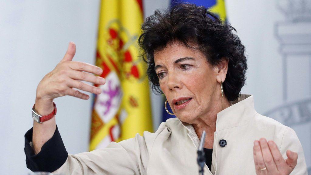 """El Gobierno habla de persecución y habla """"campaña de acoso incomparable"""""""