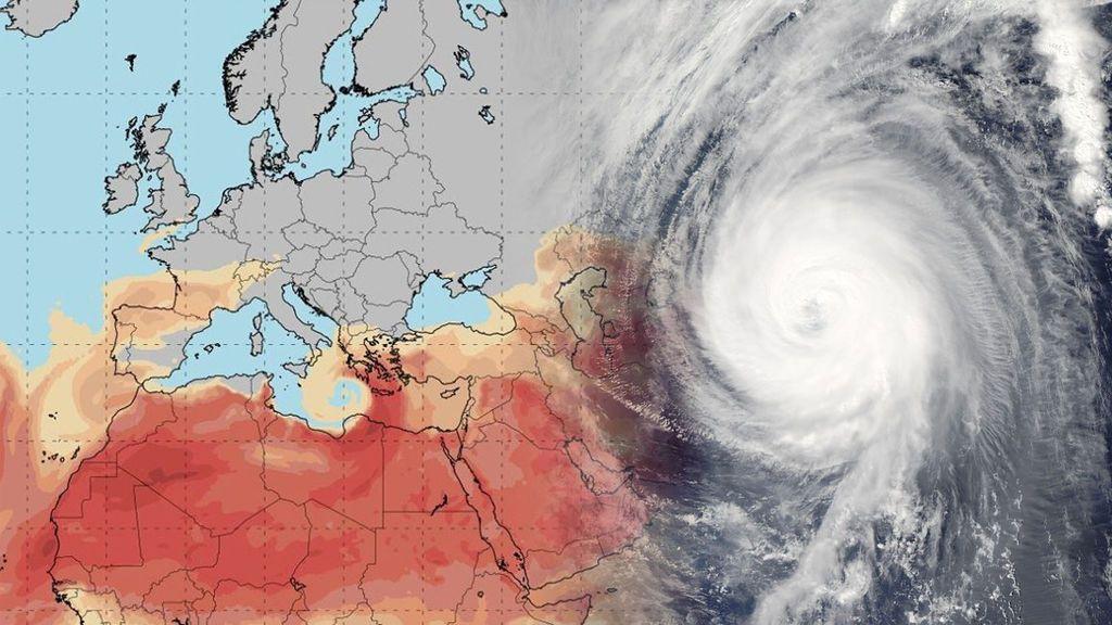 Viene un 'dusticane': te contamos qué es y si afectará a España